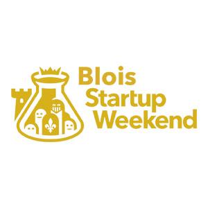 Logo du startup weekend Blois